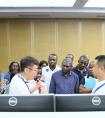 武汉高铁训练段为赞比亚铁路建设提速助力