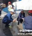 """中铁一局市政环保公司开展安全质量专项活动 为""""大干100天""""劳动竞赛活动保驾护航"""