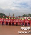 """亮行动 比干劲 中铁一局三公司南崇铁路引入机场隧道桩基施工""""破千"""""""