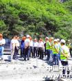 川藏铁路公司总经理徐建军到中铁一局五公司郑万高铁项目调研