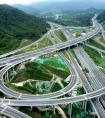 中铁十五局五公司参与建设的惠清高速公路顺利通车