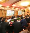 李茂松到中铁二十五局四公司指导党员领导干部民主生活会