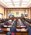 中铁三局召开六届一次职代会暨2021年工作会议