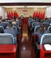中铁二十三局一公司召开总部员工大会