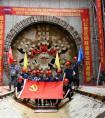 昆明地铁五号线土建3标长6.6公里的4个区间隧道全部贯通