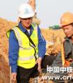 艰苦奋战老黄牛——记中铁一局五公司潍烟铁路项目龚军