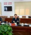 闫广天到中铁十八局市政公司北京地铁项目检查节假日期间安全生产工作并开展调研