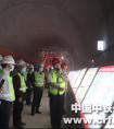 广西高速公路投资有限公司率团至中铁一局广州分公司 南玉铁路项目观摩交流