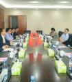 闫广天会见重庆市水利投资集团主要领导
